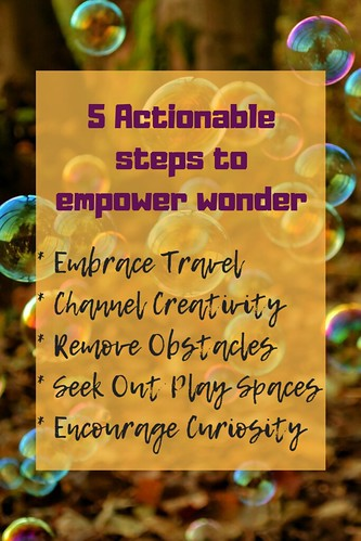 5 Actionable steps to empower wonder