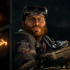 Call of Duty: Black Ops 4 - Torque Avatar
