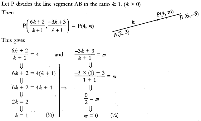 CBSE Sample Papers for Class 10 Maths Paper 11 A 10