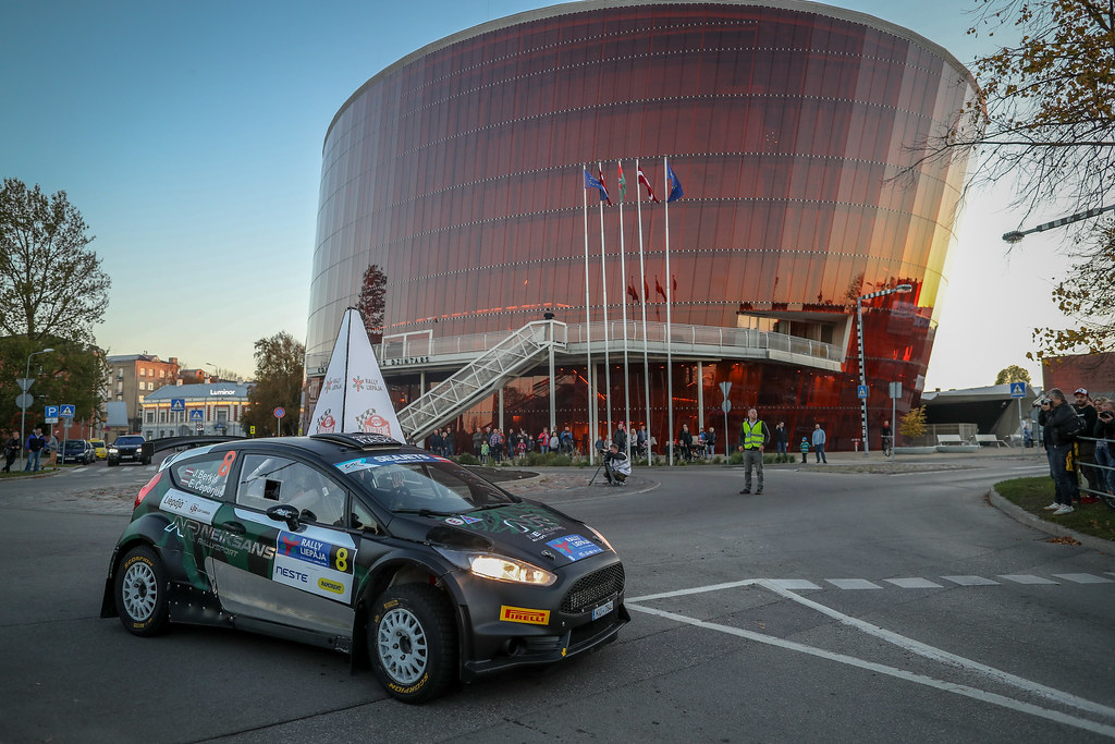 088  during the 2018 European Rally Championship ERC Liepaja rally,  from october 12 to 14, at Liepaja, Lettonie - Photo Alexandre Guillaumot / DPPI
