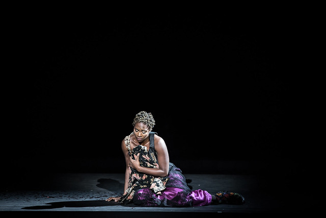 « Rodelinda » au théâtre de Caen