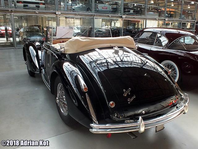 Talbot-Lago T26 Record Cabriolet, Fujifilm FinePix HS35EXR