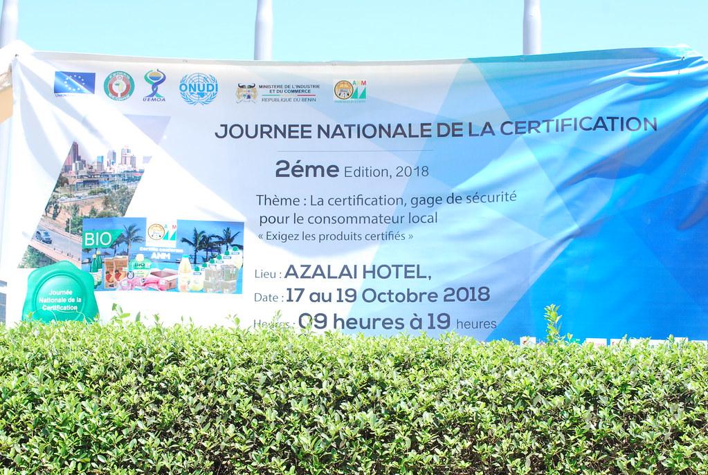 Journée Nationale de la Certification 2018