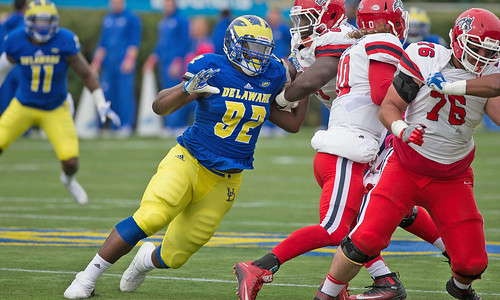 Former Blue Hen Bilal Nichols lives out NFL dream