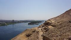 The Necropolis of Nobles, Aswan, Egypt.
