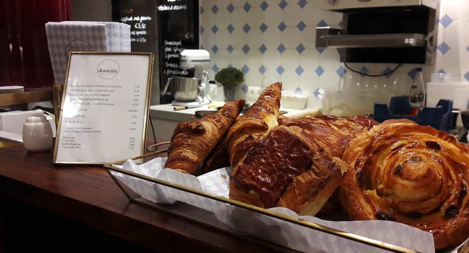 Koffie drinken en ontbijten in Antwerpen, Domestic in Antwerpen | Mooistestedentrips.nl