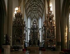 Altäre in der Basilika St. Ulrich und Afra