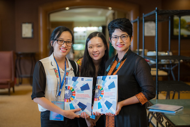 "Launch of ""Gender Equality and the Sustainable Development Goals in Asia and the Pacific"""