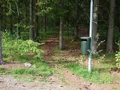 Søppelkassa - Trippestadskogen - Askim - Norway