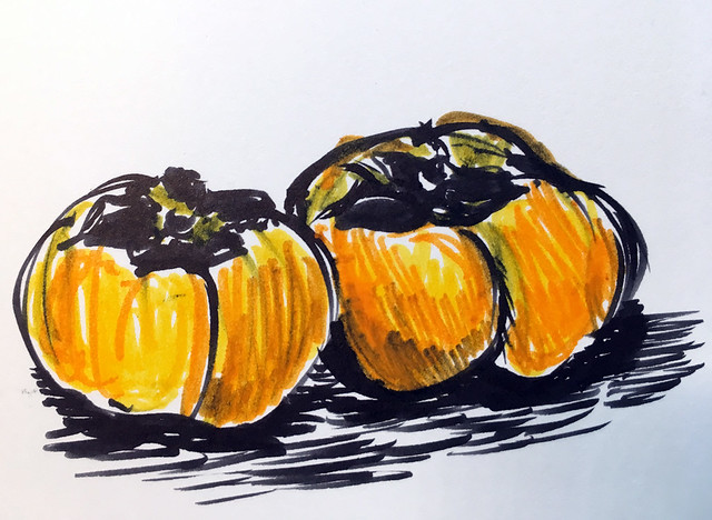 181012 persimmons