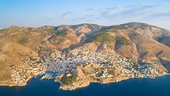 Beautiful Hydra island, Greece