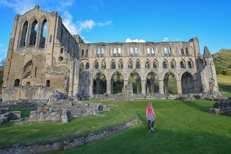 NYM - Rievaulx Abbey - Day trips from York