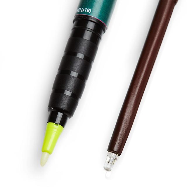不要怕,把你的秘密都寫進去吧! ThinkGeek《哈利波特─消失的密室》湯姆·瑞斗的日記 Tom Riddle's Diary - with pen and light