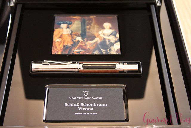 Graf Von Faber-Castell Pen of the Year 2016 @AppelboomLaren 7