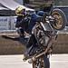 Drift Bike Stunt