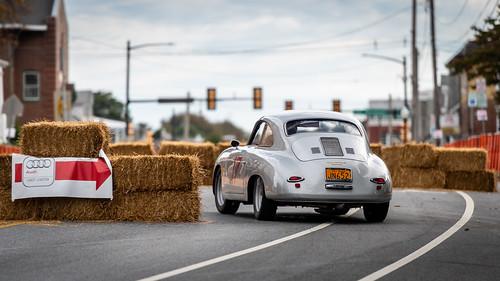 Porsche at the 2018 Coatesville Vintage Grand Prix