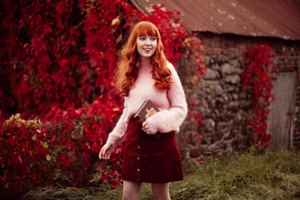 pink sweater-25