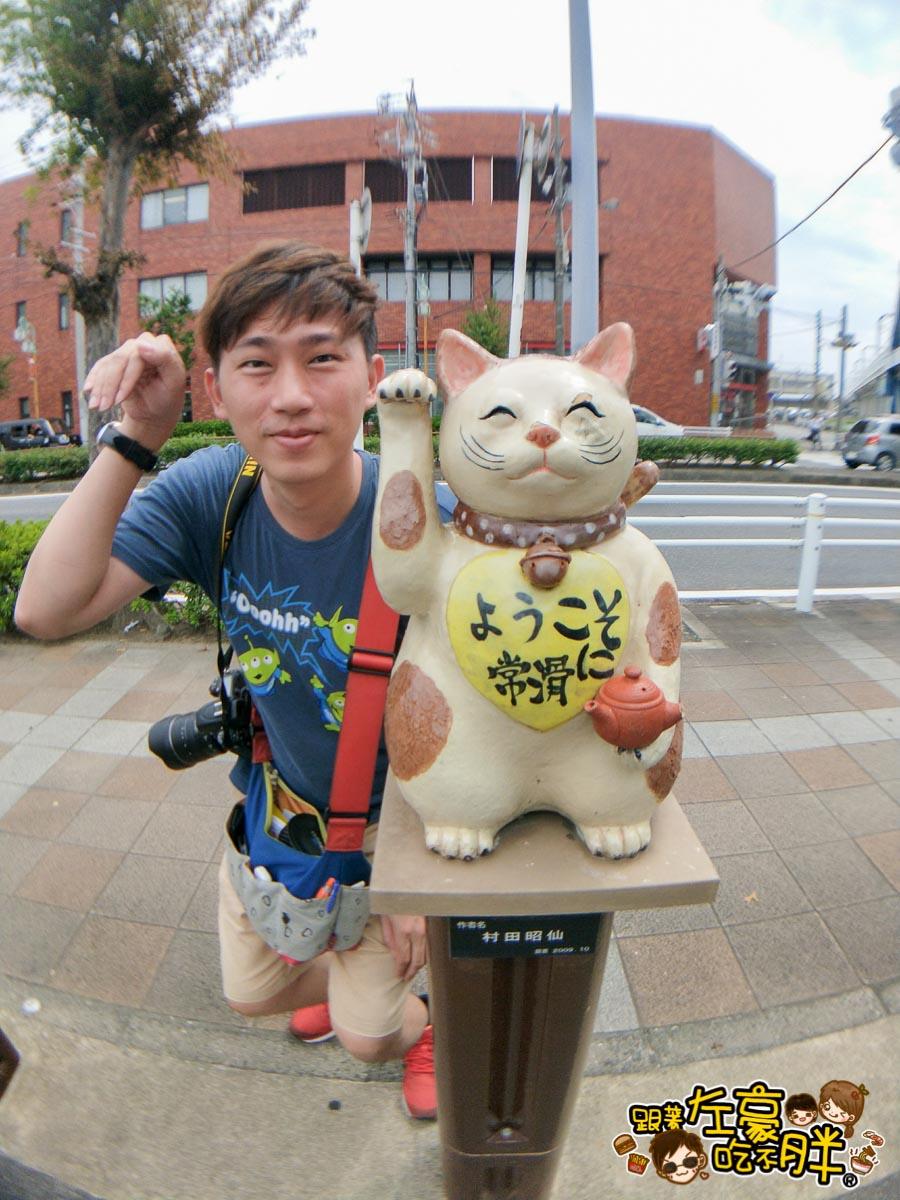 招財貓的故鄉 日本常滑市-86