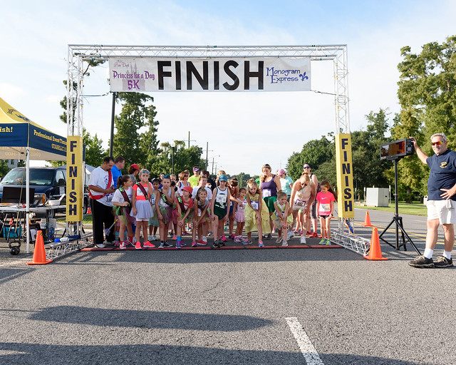 Princess for a Day 5K 2018 - NOLA Photo Works