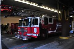 Mount Vernon Fire Department Ladder 2