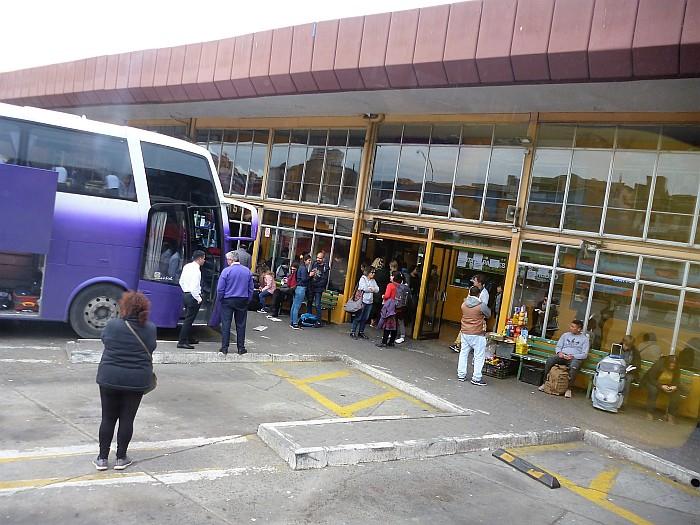 Valparaiso Bus Terminal
