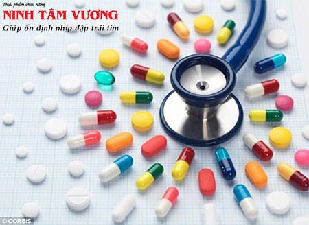 Thuốc tây điều trị ngoại tâm thu nhưng còn nhiều bất cập
