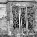 Window with mullions, Lathallan House