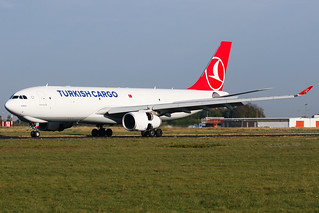 Turkish Airlines Cargo - Airbus A330-243F - TC-JOV | by Jesse Vervoort