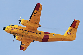 Canadian Air Force DeHavilland CC-115 Buffalo 115457 YQQ 06-09-18