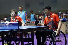 KIM Kiyoung(KOR) and Kang Oejeong (KOR) (Mixed Doubles Class 4-5) (6)
