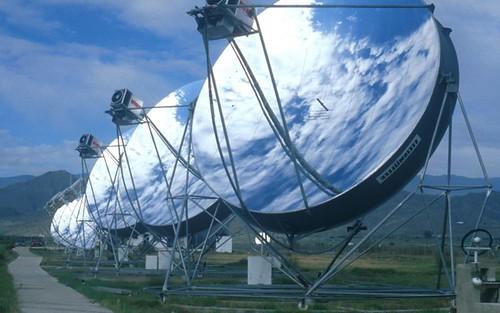 Güneş Enerjisini Yoğunlaştırma Sistemleri