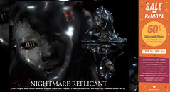 50% Off in E.V.E Nightmare Replicant Fatpack / Sale-A-Palooza