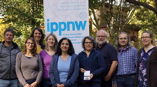IPPNW-Team Geschäftsstelle Berlin 2018