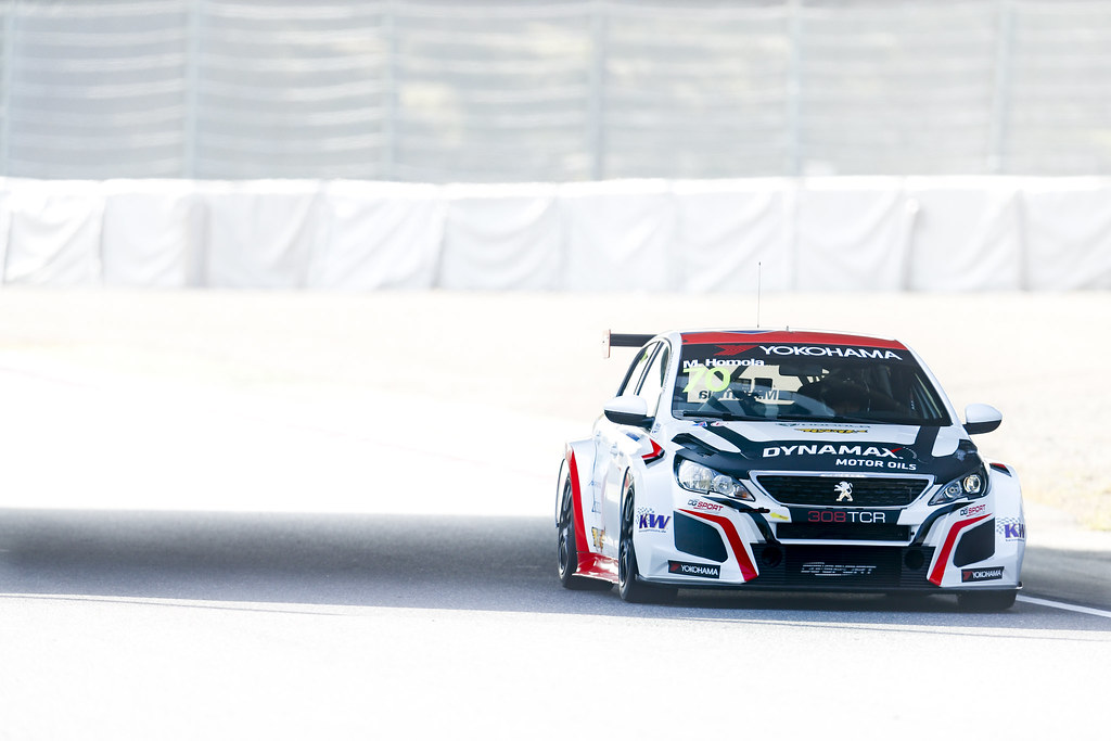 70 HOMOLA Mato, (svk), Peugeot 308 TCR team DG Sport Competition, action during the 2018 FIA WTCR World Touring Car cup of Japan, at Suzuka from october 26 to 28 - Photo Clement Marin / DPPI