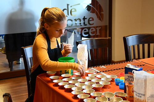 Kinderkookcafé © WEEFF