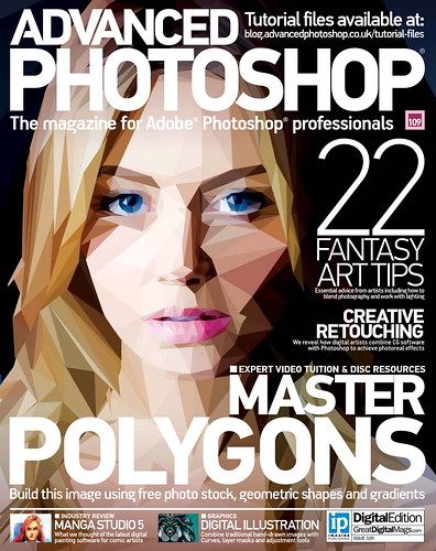 Advanced Photoshop 2013 109 May