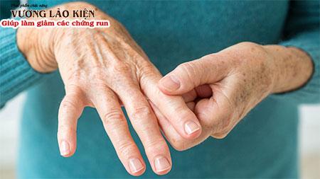 Bạn có thể dựa vào đặc điểm run để phân biệt run vô căn và Parkinson