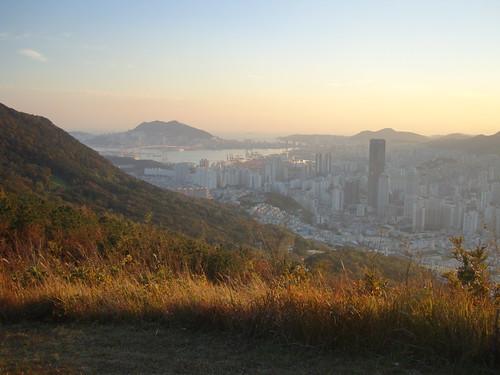 Hwangnyeongsan Mountain 황령산