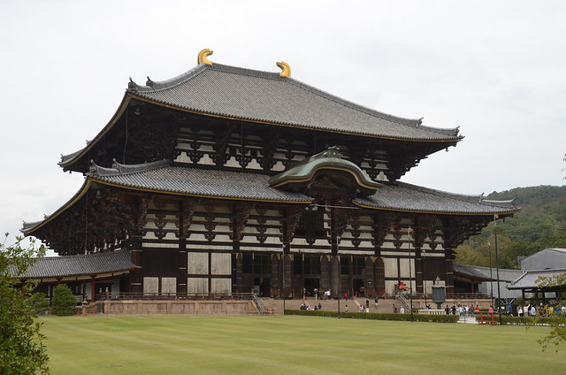 23 Nara - Todaiji Temple (64), Nikon D5100, AF-S DX VR Zoom-Nikkor 18-200mm f/3.5-5.6G IF-ED [II]