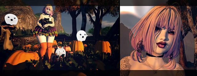 ❀ Pumpkin Witch ❀