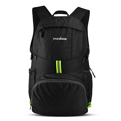 modase Large 35L Travel Backpack Durable Travel Hiking Backpack Daypack – Water Resistant Lightweight Packable Backpack For Sale