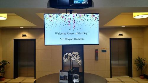 2018-09 PAN Show Wayne Homren Guest of the Day