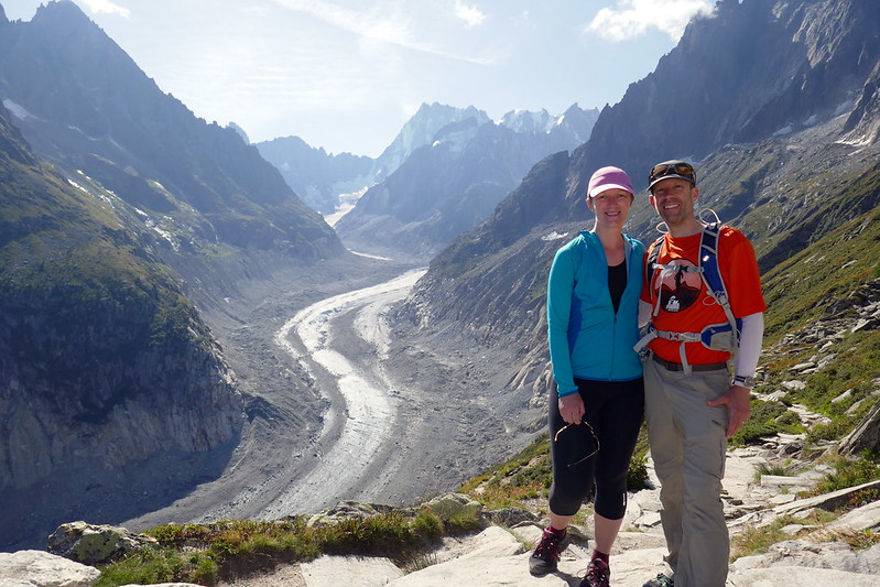 Hiking Around Chamonix
