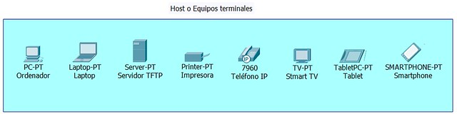 1.- host