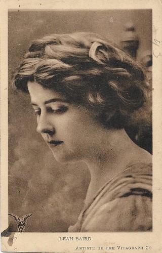 Leah Baird (Vitagraph)