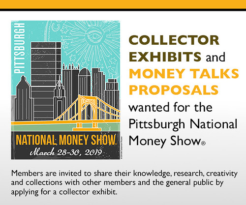 ANA Exhibit and Money Talks Proposals Wanted
