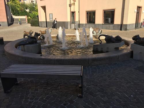 09 - Kronberg - Partnerschaftsbrunnen