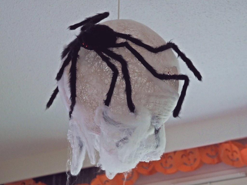 halloween koristelu vinkkejä