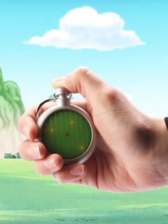 踏上尋找龍珠、實現願望的旅途吧!  ABYstyle《七龍珠Z》龍珠雷達鑰匙圈 Dragon Ball Radar Replica Keychain