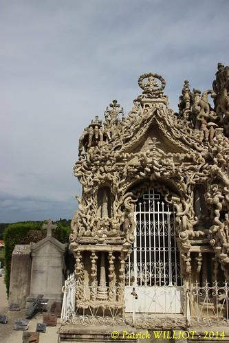 Hauterives - Tombe du Facteur Cheval (12)